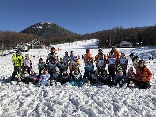 東星学園 校長・大矢正則 清瀬 私立 小学校 スキー教室(2)
