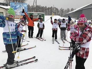 東星学園 校長 大矢正則 清瀬 私立 小学校 スキー教室(10)
