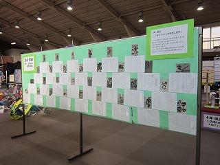 東星学園 校長・大矢正則 カトリック ミッション 男女 2019年度展示会(後半)(5)