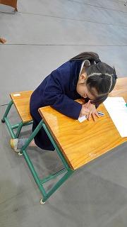 東星学園 大矢正則校長 清瀬 私立 小学校 2019年度展示会(後半)(18)