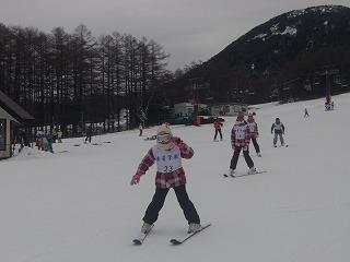 東星学園 校長・大矢正則 カトリック ミッション 男女 スキー教室(5)