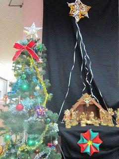 東星学園 校長 大矢正則 カトリック ミッション 男女 クリスマス会に向けて(1)