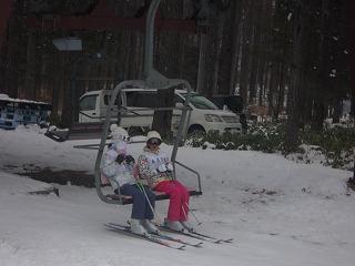 東星学園 大矢正則校長 清瀬 私立 小学校 スキー教室(6)