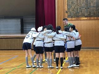東星学園 校長・大矢正則 清瀬 私立 小学校 ヤクルトレビンズ ラグビー教室(8)