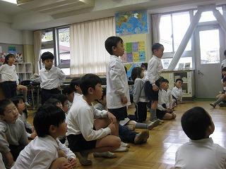 東星学園 校長・大矢正則 清瀬 私立 小学校 「やってごらん おもしろいよ」(8)
