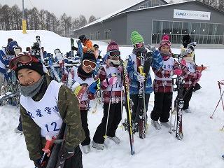 東星学園 大矢正則校長 カトリック ミッション 男女 スキー教室(9)