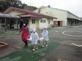 東星学園 校長・大矢正則 清瀬 私立 小学校 学校給食週間(2)