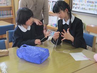 東星学園 大矢正則校長 清瀬 私立 小学校 3年生クラブ仮入部(6)