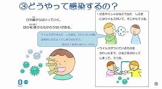 東星学園 校長・大矢正則 カトリック ミッション 男女 コロナウイルスってなんだろう?②(5)