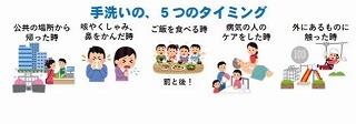 東星学園 校長・大矢正則 カトリック ミッション 男女 コロナウイルスってなんだろう?④(3)