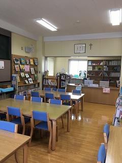 東星学園 校長・大矢正則 カトリック ミッション 男女 小学校図書室より(5)