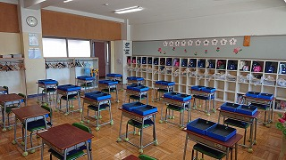 東星学園 校長・大矢正則 清瀬 私立 小学校 学校再開準備(2)