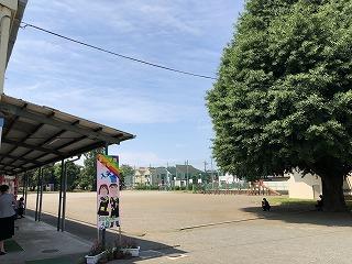 東星学園 校長・大矢正則 カトリック ミッション 男女 東星学園小学校入学式(1)