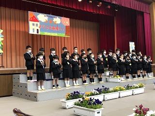 東星学園 校長 大矢正則 清瀬 私立 小学校 東星学園小学校入学式(6)