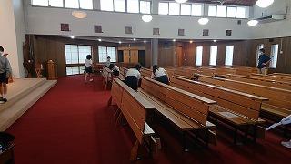 カトリック ミッション 男女 東星学園 大矢正則校長 児童ボランティア活動(1)