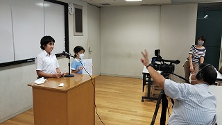 カトリック ミッション 男女 東星学園小学校 大矢正則校長 児童会役員選挙1