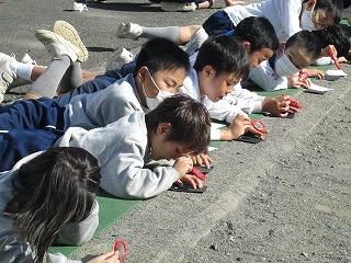 清瀬 私立 小学校 東星学園 大矢正則校長 3年生 理科(2)