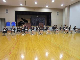 東星学園 校長・大矢正則 カトリック ミッション 男女 クリスマス会(5)