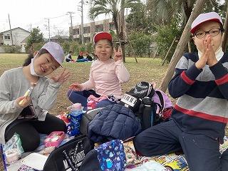清瀬 私立 小学校 東星学園 大矢正則校長 4年生秋の遠足(4)