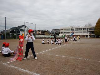 清瀬 私立 小学校 東星学園 大矢正則校長 運動会・体育祭競技(2)