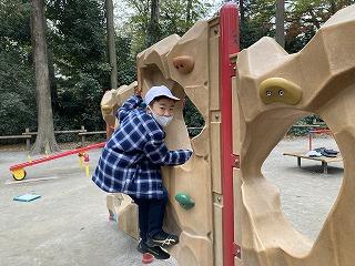 カトリック ミッション 男女 東星学園 大矢正則校長 4年生秋の遠足(5)