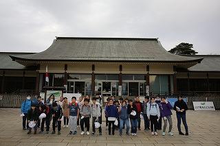 東星学園 校長 大矢正則 カトリック ミッション 男女 6年生社会科見学・遠足(1)