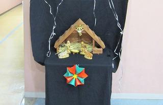 東星学園 校長 大矢正則 カトリック ミッション 男女 クリスマスに向けて(1)