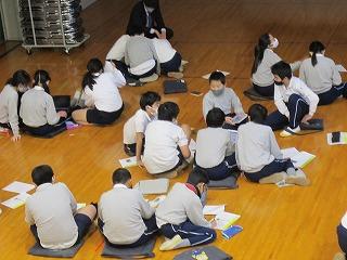 東星学園 校長 大矢正則 清瀬 私立 小学校 デジタル世界を豊かに生きるために(4)