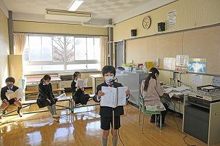 東星学園 校長・大矢正則 清瀬 私立 小学校 第45回 低学年 朗読大会(2)