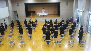 東星学園 校長 大矢正則 カトリック ミッション 男女 ミサ(1)