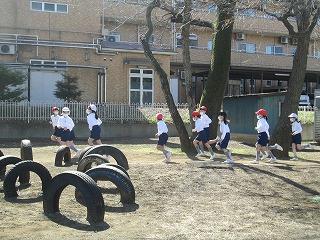 清瀬 私立 小学校 東星学園 大矢正則校長 Run Run Run Day(2)