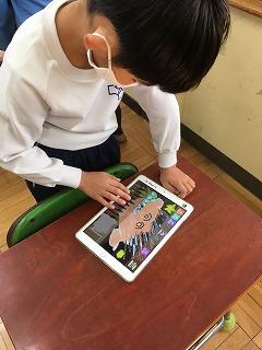 清瀬 私立 小学校 東星学園 校長 大矢正則 2年生図工(2)