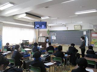 カトリック ミッション 男女 東星学園 校長 大矢正則 児童会役員選挙(1)