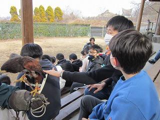 東星学園 校長・大矢正則 清瀬 私立 小学校 6年生・卒業遠足(8)