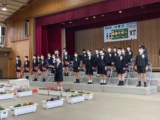 清瀬 私立 小学校 東星学園 大矢正則校長 第85回卒業式 ~希望の先へ~(4)