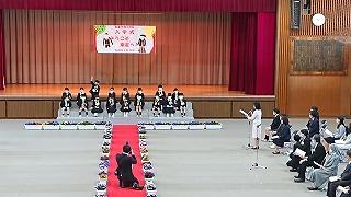 カトリック ミッション 男女 東星学園 大矢正則校長 入学式~ようこそ東星へ!~(3)