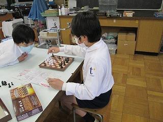 清瀬 私立 小学校 東星学園 校長 大矢正則 クラブが始まりました(2)