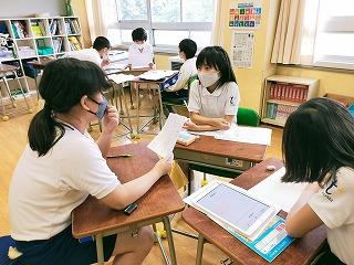 清瀬 私立 小学校 東星学園 校長 大矢正則 きいて、きいて、きいてみよう(4)