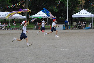 清瀬 私立 小学校 東星学園 大矢正則校長 久しぶりの運動会(6)