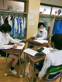 清瀬 私立 小学校 東星学園 校長 大矢正則 きいて、きいて、きいてみよう(2)