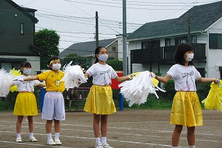 清瀬 私立 小学校 東星学園 大矢正則校長 久しぶりの運動会(2)