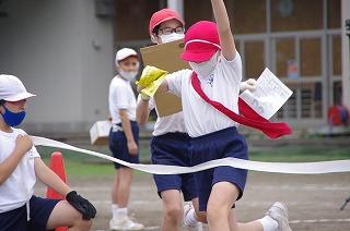 カトリック ミッション 男女 東星学園 大矢正則校長 久しぶりの運動会(1)