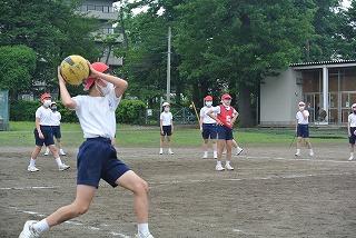 清瀬 私立 小学校 東星学園 大矢正則校長 久しぶりの運動会(4)