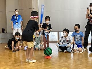 清瀬 私立 小学校 東星学園 校長 大矢正則 夕すずみ会(6)