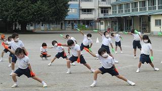 清瀬 私立 小学校 東星学園 校長 大矢正則 体育祭(2)